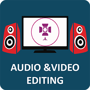 Audio video editing course